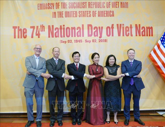 Hoa Kỳ, Anh đánh giá tích cực các thành tựu phát triển của Việt Nam