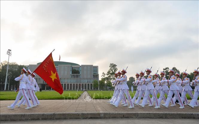 Lãnh đạo các nước tiếp tục gửi điện, thư mừng nhân dịp 74 năm Quốc khánh Việt Nam