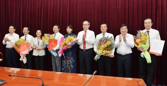 Ban Chấp hành Đảng bộ TP. Hồ Chí Minh có thêm 5 Ủy viên