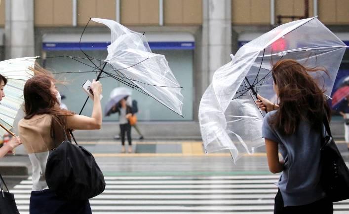 Siêu bão Faxai tấn công trực tiếp vào thủ đô Tokyo