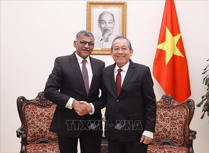 Tăng cường hợp tác giữa ngành Tòa án hai nước Việt Nam - Singapore   🎥