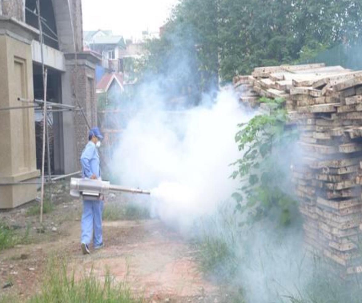 Vĩnh Phúc: Chủ động kiểm tra, giám sát việc phòng chống dịch sốt xuất huyết