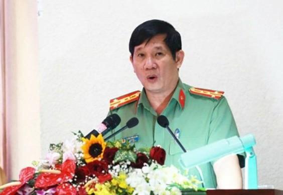 Kỷ luật Giám đốc Công an tỉnh Đồng Nai Huỳnh Tiến Mạnh