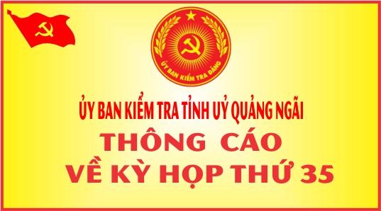 Ủy ban Kiểm tra Tỉnh ủy Quảng Ngãi xem xét kỷ luật nhiều đảng viên