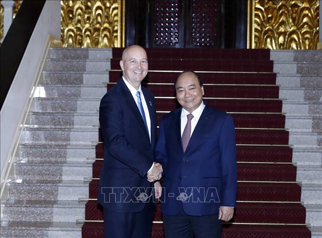 Tăng cường hợp tác giữa các địa phương Việt Nam với bang Nebraska (Hoa Kỳ)