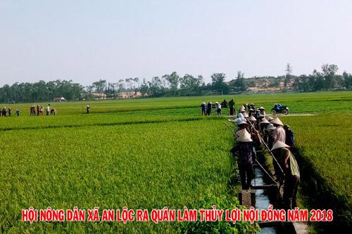 Lộc Hà (Hà Tĩnh): Dồn sức xây dựng nông thôn mới