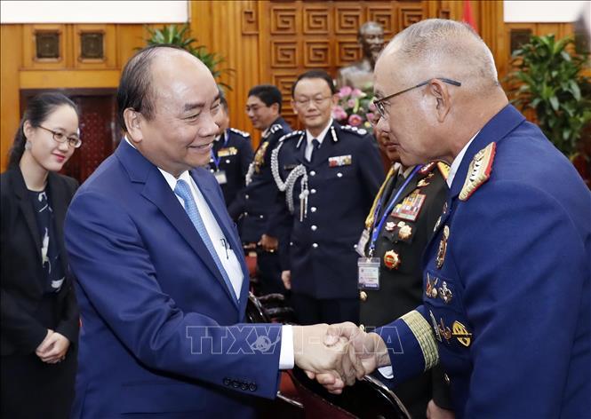 Việt Nam coi trọng mối quan hệ hợp tác với Hiệp hội ASEANAPOL