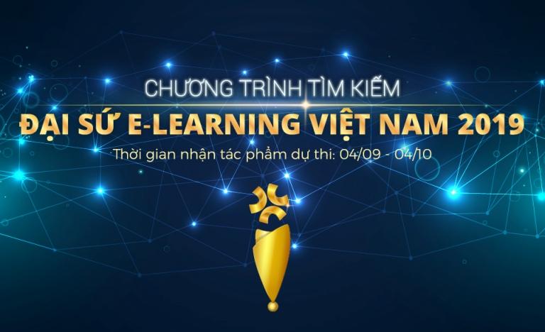 """Phát động Chương trình """"Tìm kiếm Đại sứ E-Learning Việt Nam"""""""