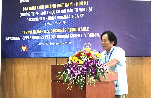Thúc đẩy giao lưu và hợp tác doanh nghiệp Việt – Mỹ