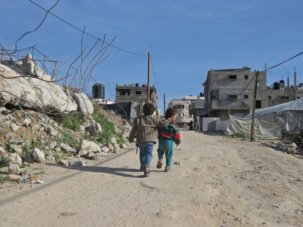 Bảo đảm an toàn cho trẻ em trong xung đột Israel – Palestine