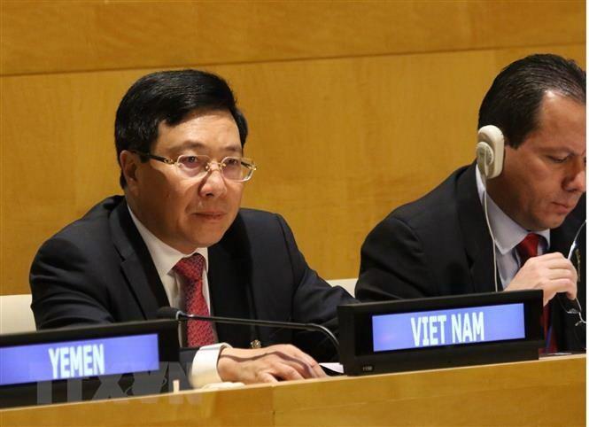 Phó Thủ tướng Phạm Bình Minh tham dự hội nghị G77   🎥