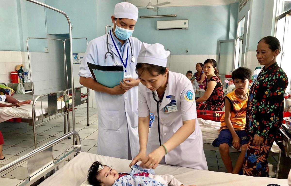 Số ca sốt xuất huyết tại An Giang, Trà Vinh và Long An tăng cao