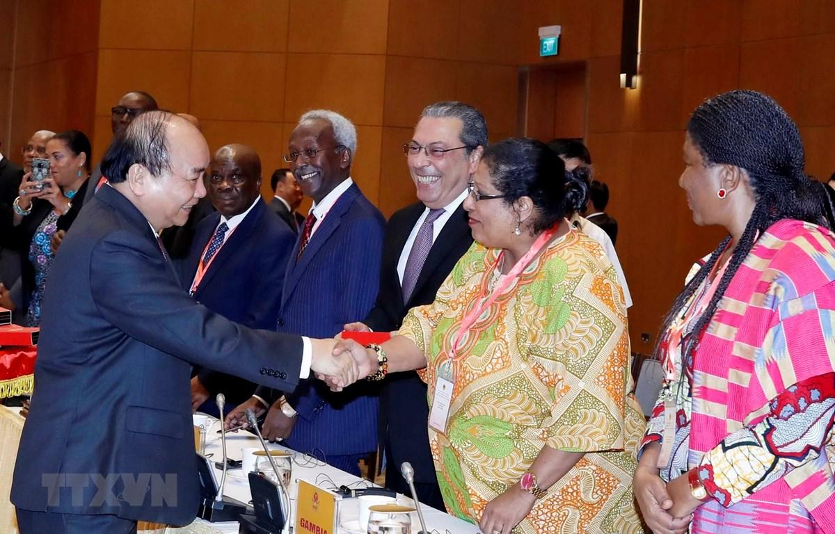 Dư địa hợp tác giữa Việt Nam và khu vực Trung Đông-châu Phi rất lớn