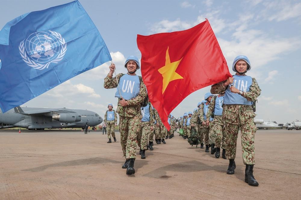 Việt Nam tự hào là thành viên có trách nhiệm của Liên hợp quốc