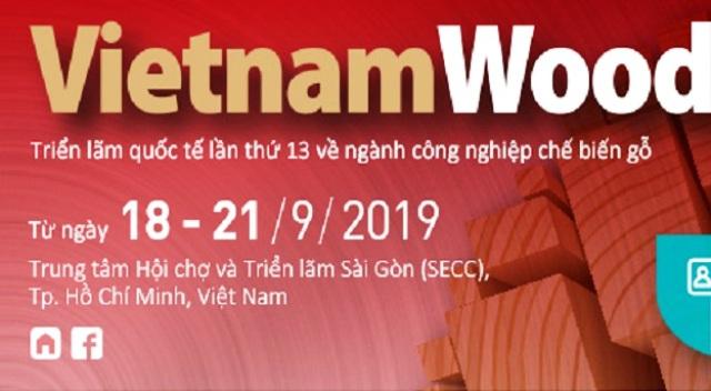 Gần 500 đơn vị tham gia Triển lãm thiết bị công nghệ phục vụ chế biến gỗ (VietnamWood 2019)