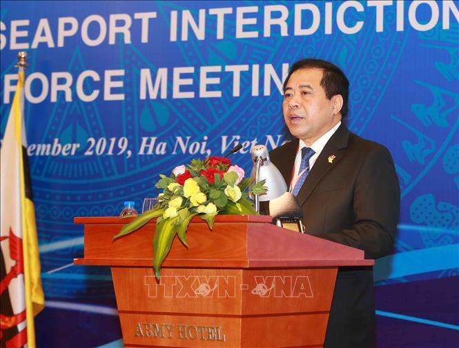 Phối hợp điều tra chung trong phòng, chống ma túy tuyến đường biển Đông Nam Á