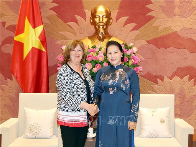 Tăng cường quan hệ hữu nghị Việt - Pháp trên mọi lĩnh vực