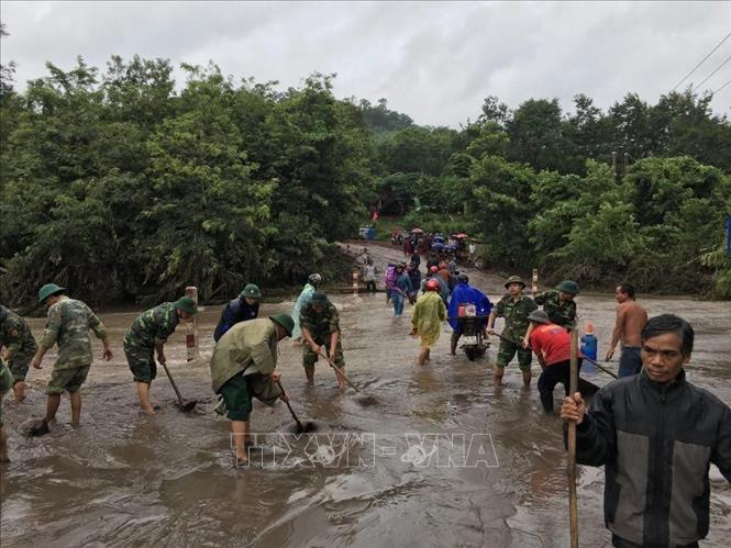 Thủ tướng: Chủ động làm tốt công tác ứng phó, khắc phục nhanh hậu quả mưa lũ