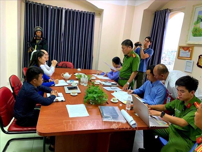 Bắt tạm giam Chủ tịch Hội đồng Quản trị Công ty cổ phần địa ốc Alibaba