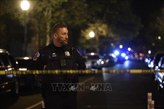 Xả súng tại Washington: 6 người thương vong
