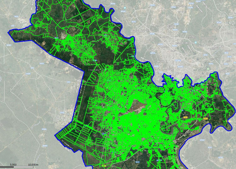 Viettel phủ sóng công nghệ NB-IoT toàn TP Hồ Chí Minh