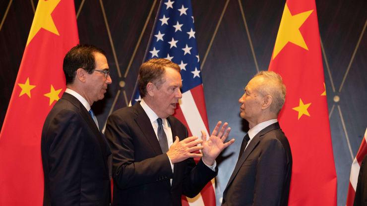 Mỹ, Trung Quốc sắp nối lại đàm phán cấp cao về thương mại