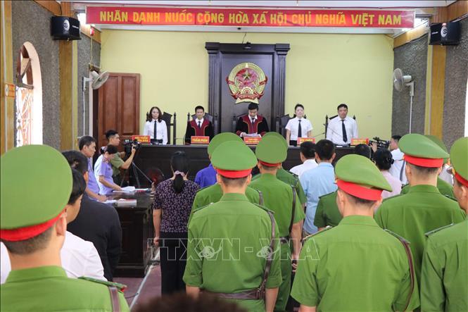 Mở lại phiên tòa xét xử vụ án gian lận điểm thi THPT quốc gia 2018 tại Sơn La