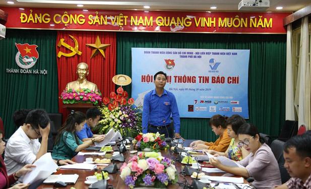 Đại hội lần thứ VII Hội LHTN Việt Nam Hà Nội diễn ra trong 2 ngày 15-16/10