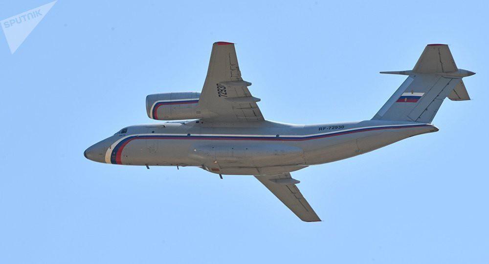 Máy bay chở hàng cùng 8 người mất tích tại CHDC Congo