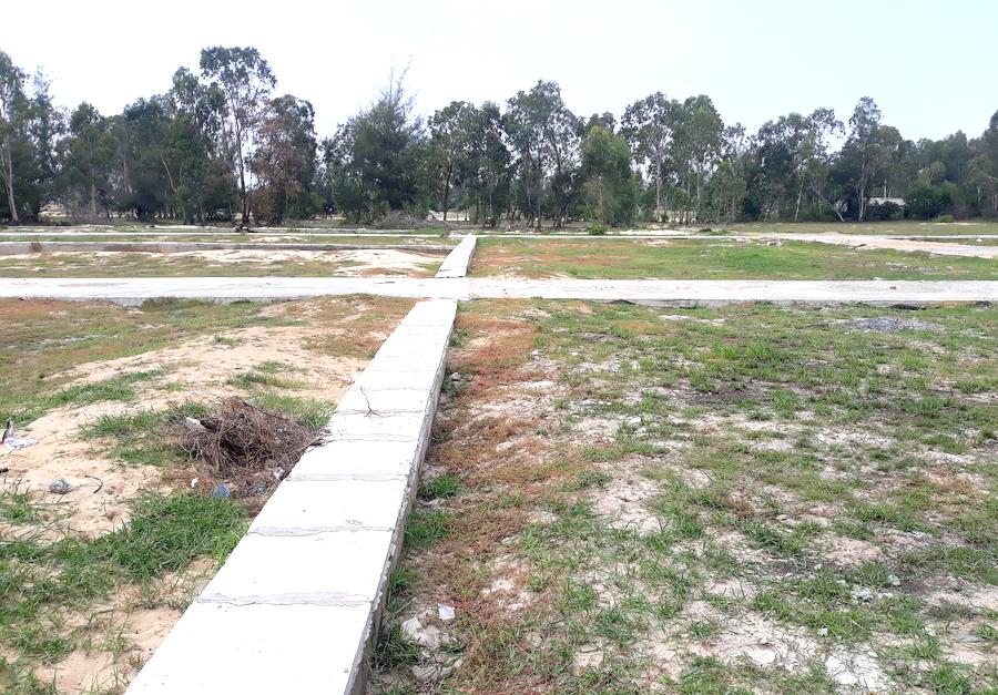 Công an Quảng Nam vào cuộc vụ tự ý phân lô đất nông nghiệp để bán