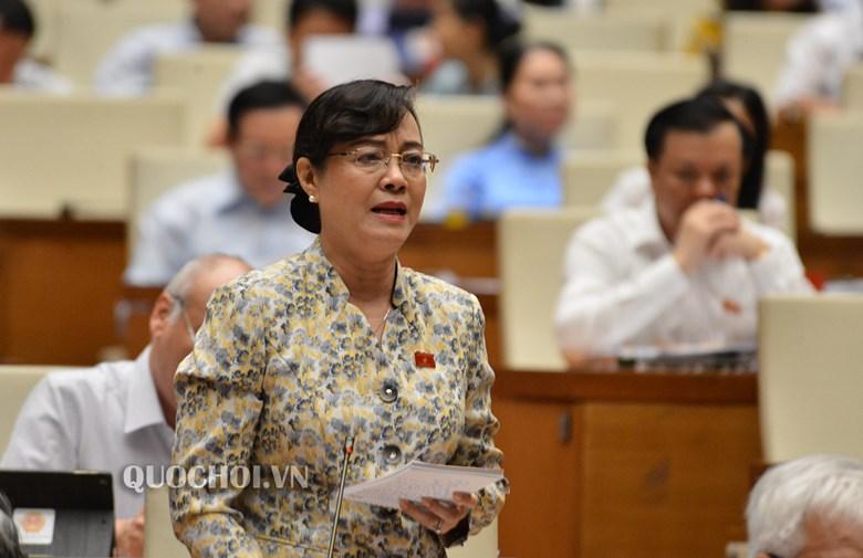 Đại biểu Quốc hội tranh luận về thời gian làm việc của người lao động