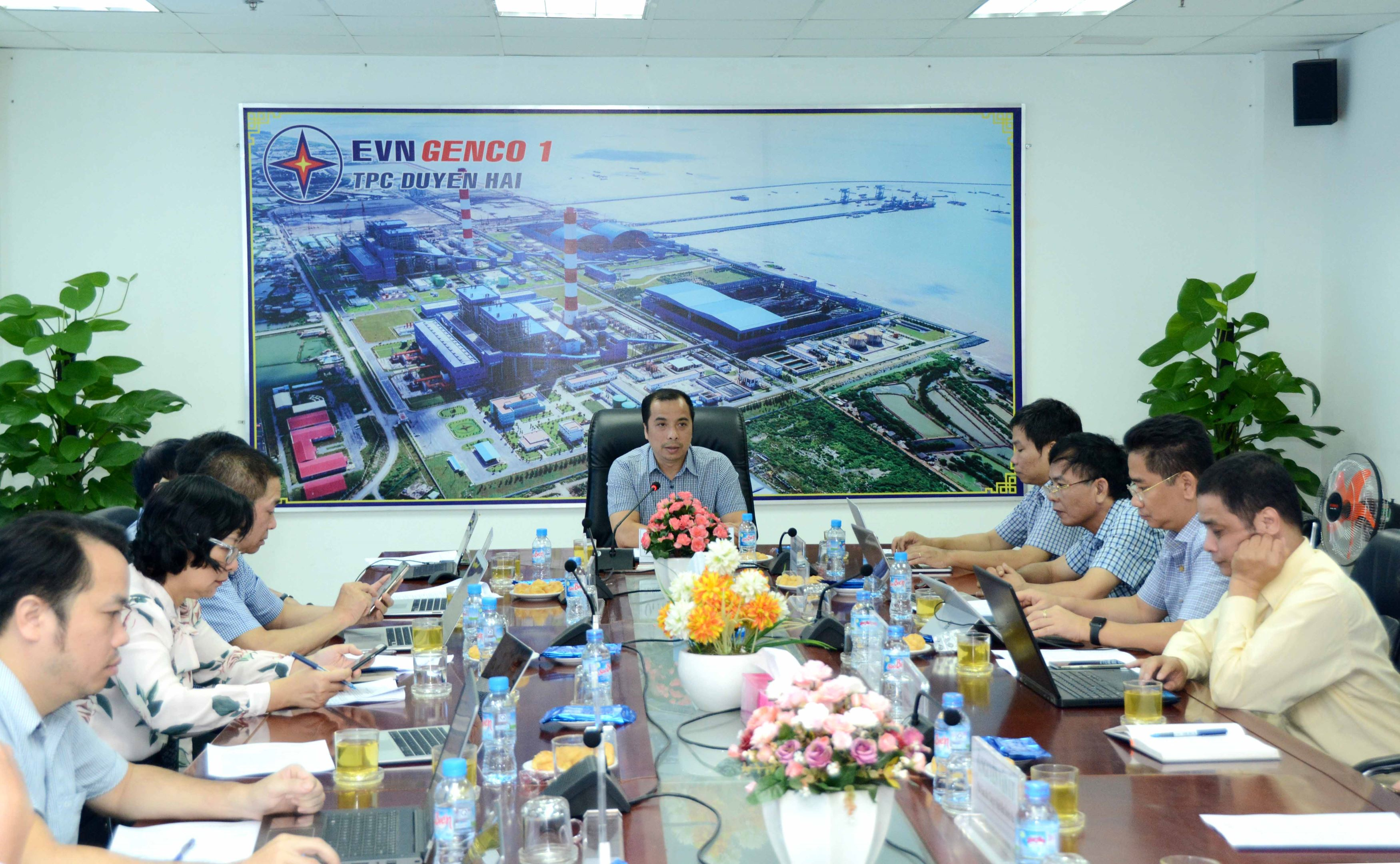 Các nhà máy nhiệt điện Duyên Hải sẵn sàng để huy động cao trong năm 2020