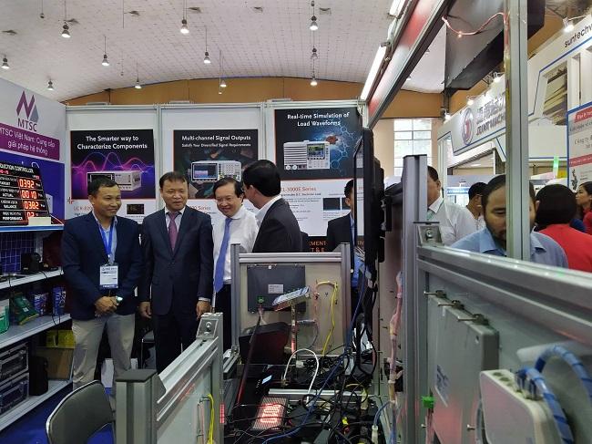 Góp phần thúc đẩy phát triển bền vững của ngành công nghiệp Việt Nam