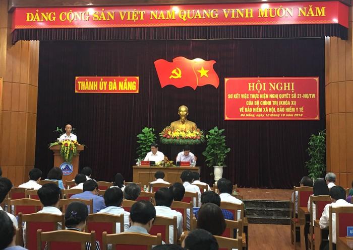 Phối hợp chỉ đạo thực hiện chính sách bảo hiểm trên địa bàn TP Đà Nẵng