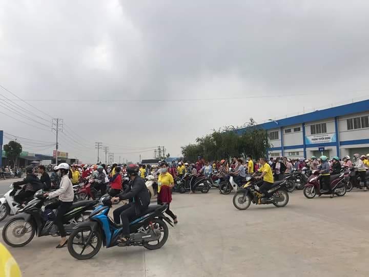 Nam Định: Hàng chục công nhân đang làm việc bất ngờ buồn nôn, chóng mặt, khó thở  