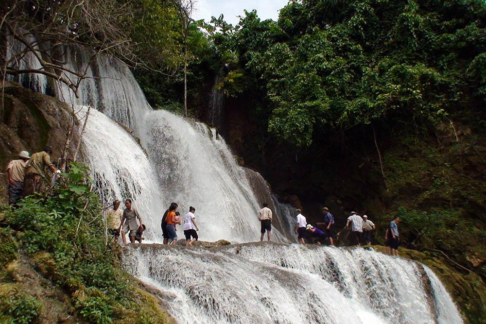 Thành lập Ban Quản lý các khu du lịch tỉnh Tuyên Quang