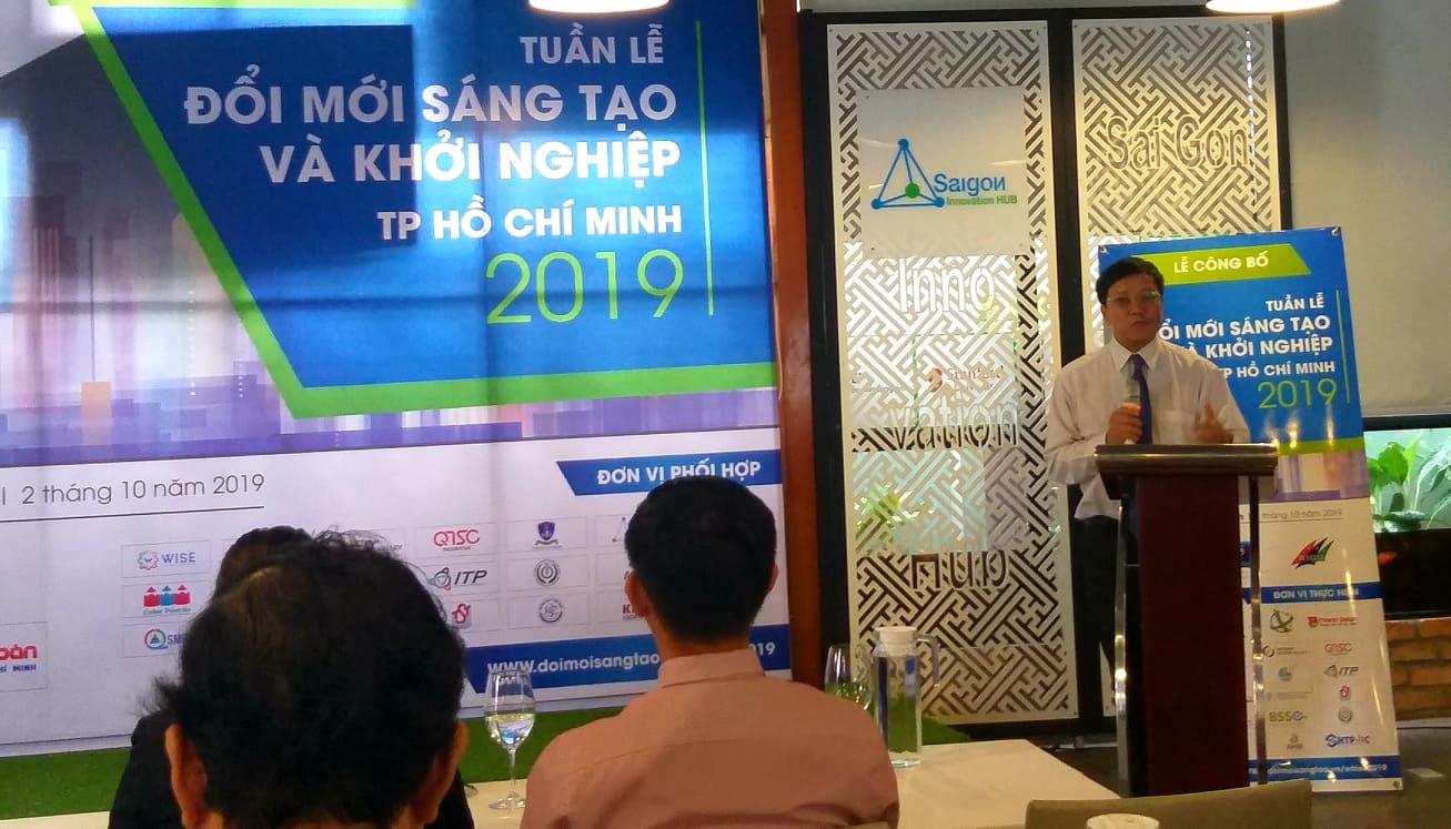 Tuần lễ WHISE 2019 về hoạt động đổi mới sáng tạo, khởi nghiệp của TP Hồ Chí Minh