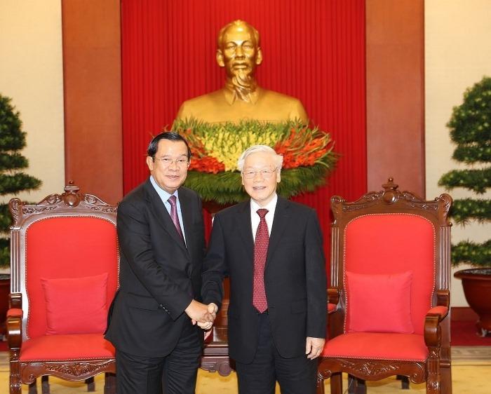 Tiến tới hoàn tất toàn bộ công tác phân giới, cắm mốc Việt Nam - Campuchia   🎥