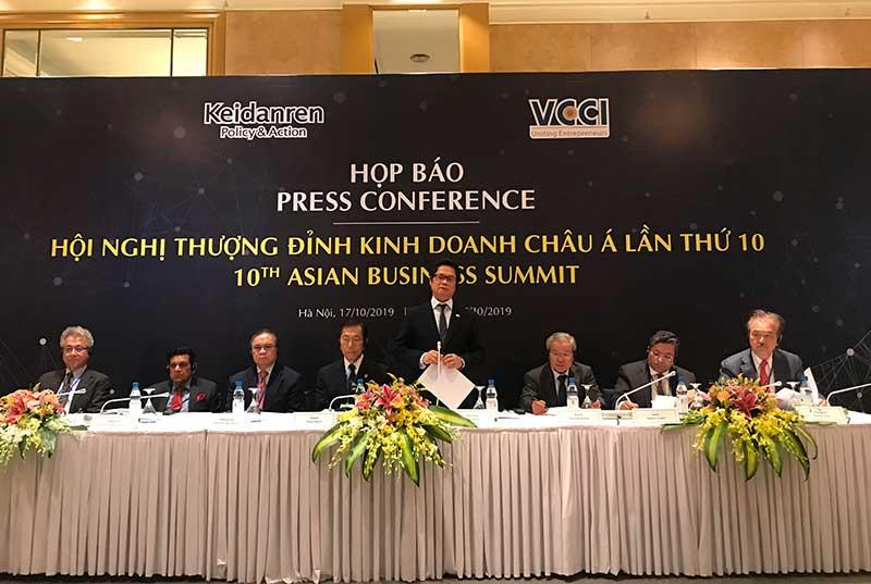 Châu Á siêu kết nối vì sự phát triển bền vững