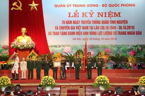 Phát huy quan hệ đặc biệt Việt Nam – Lào