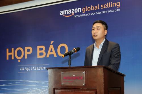 Amazon Global Selling chính thức hiện diện tại Việt Nam