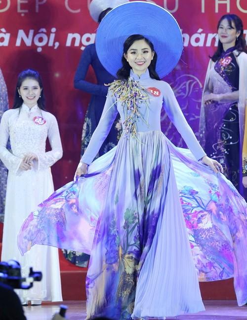 Quảng bá văn hóa áo dài Việt Nam tại Hàn Quốc