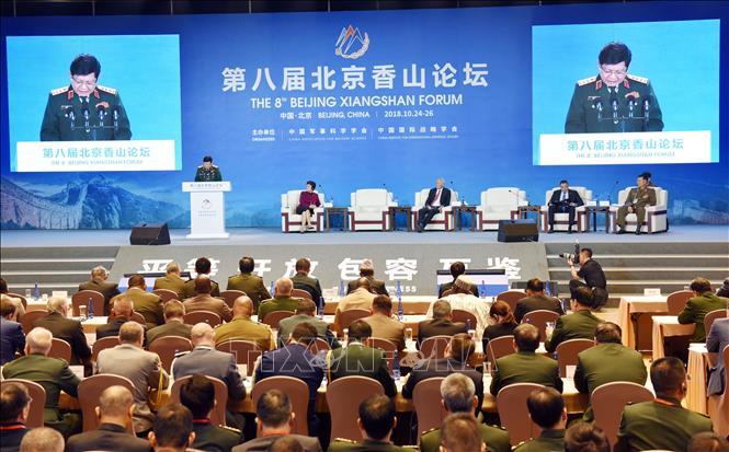 Việt Nam tham dự Diễn đàn Hương Sơn Bắc Kinh lần thứ 9