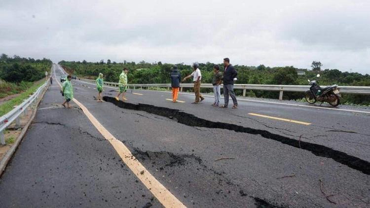 Khẩn trương khắc phục sự cố tại Dự án đường Hồ Chí Minh đoạn tránh Chư Sê