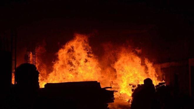 Hỏa hoạn tại bệnh viện ở Trung Quốc, 5 người thiệt mạng