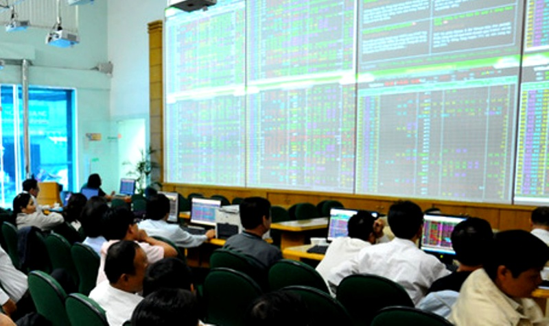 SSI và TVSI dẫn đầu thị phần môi giới cổ phiếu trên HNX quý 3/2019