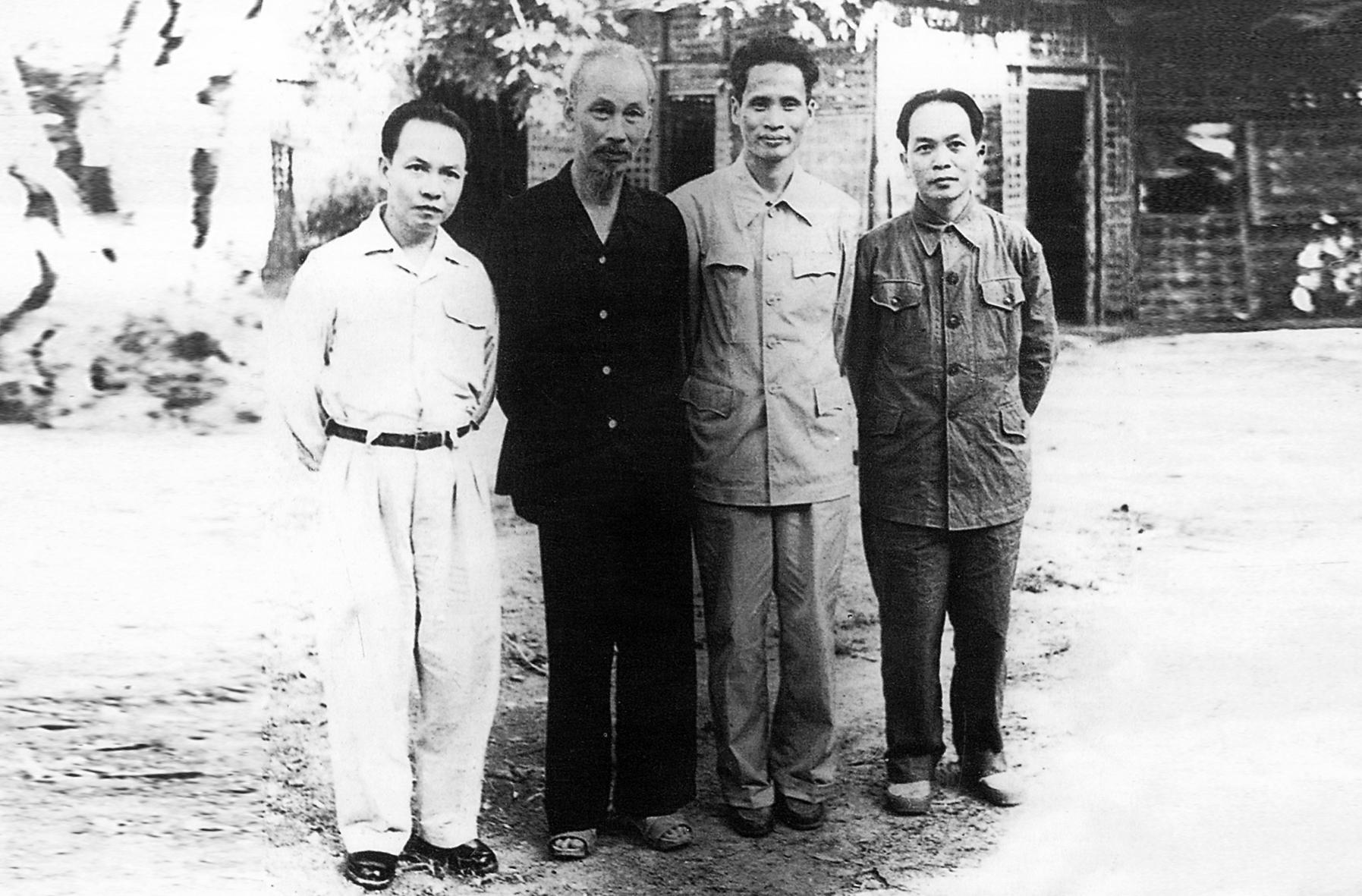Hội nghị lần thứ năm Ban Chấp hành Trung ương Đảng (khoá II) và Hội nghị toàn quốc lần thứ nhất của Đảng