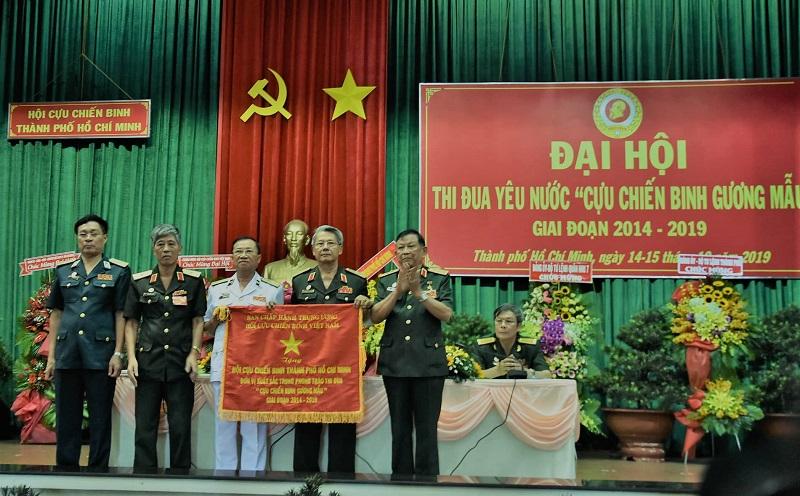 """Hội Cựu chiến binh TP Hồ Chí Minh cần tiếp tục phát huy truyền thống tốt đẹp của """"Bộ đội Cụ Hồ"""""""