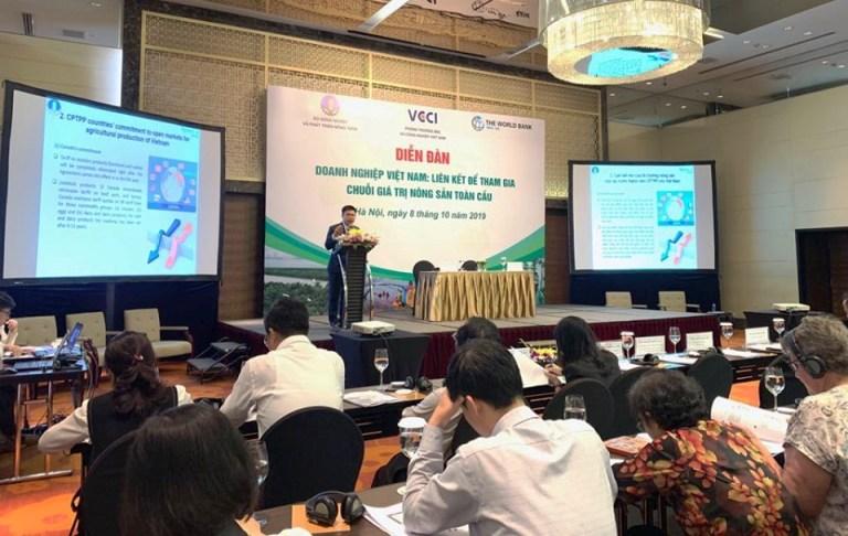 Để nông sản Việt tham gia chuỗi giá trị nông sản toàn cầu