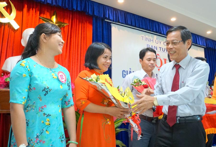 Quảng Nam: Thực hiện đúng quy định, nguyên tắc của Đảng về công tác nhân sự